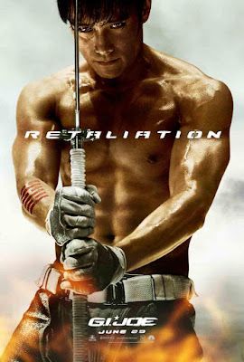 G.I. Joe: Retaliation Character Movie Poster Set 1 - Byung-Hun Lee as Storm Shadow