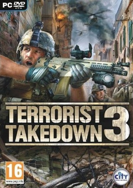 Terrorist TakeDown 3 PC Full Ingles
