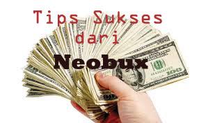 sukses dari neobux