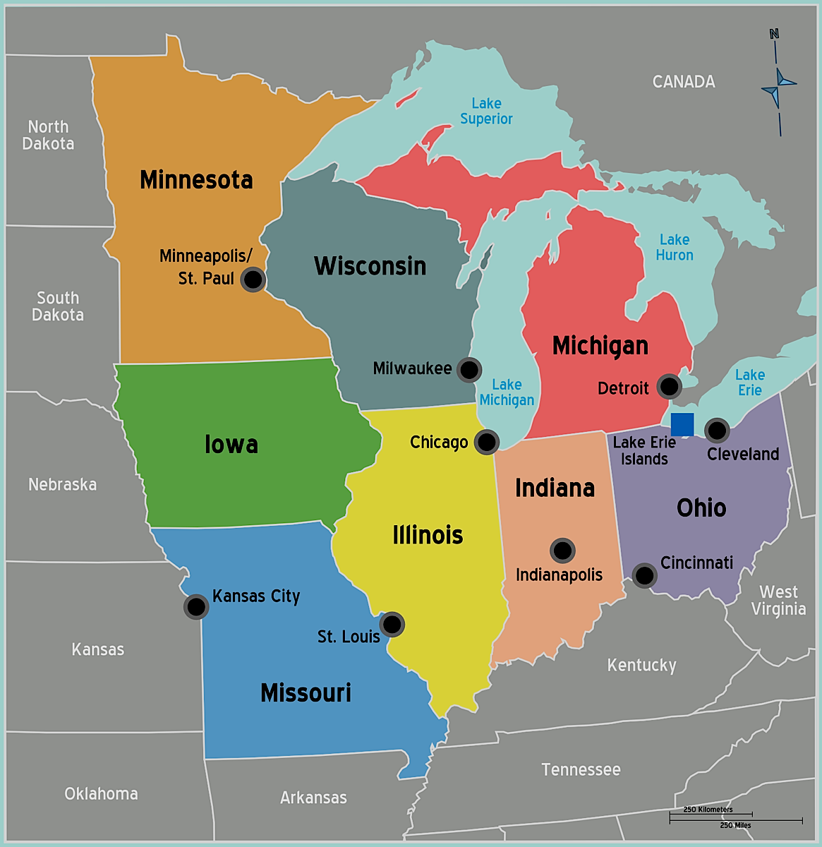 USA Map And State Capitals Im Sure Ill Need This In A Few Years - Usa map states wikipedia
