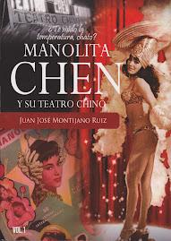 """Manolita Chen y su Teatro Chino: """"¿Te mido la temperatura, chato?"""" Vol. 1"""
