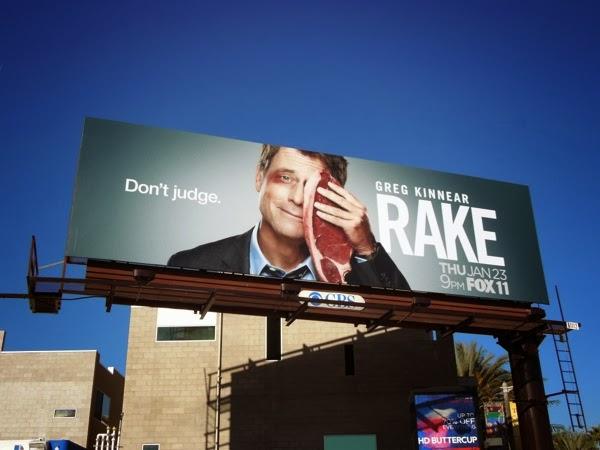 Greg Kinnear Rake billboard