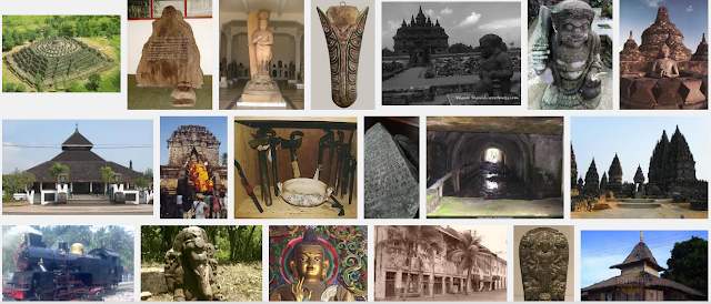 Peninggalan Sejarah di Indonesia