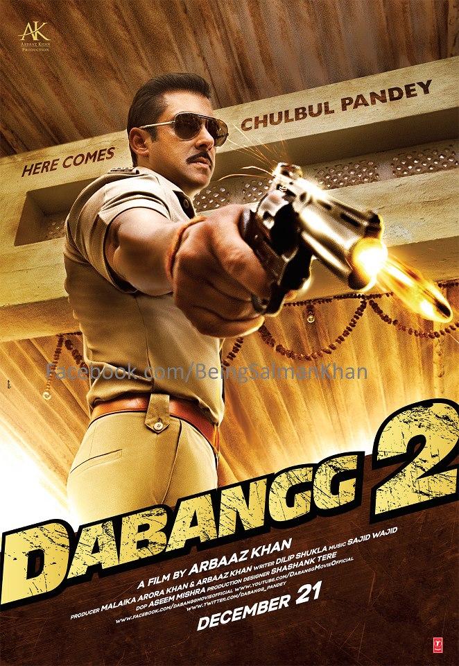 Dabangg-2 - Poster (2012)