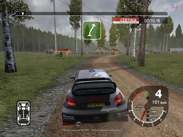 Colin Mcrae Rally Remastered PC Game