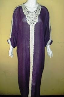 Model Baju Muslim Gamis Ashanty 2012