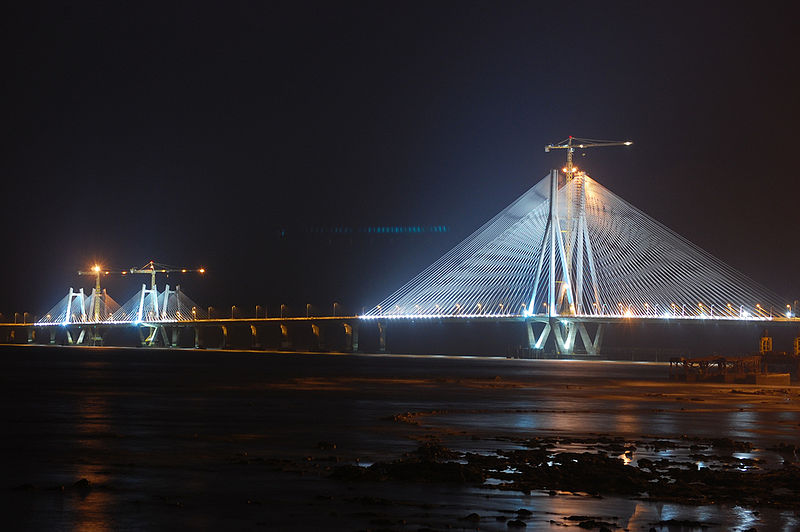 essay on bandra worli sea link Bandra worli sea link facts: the bandra-worli sea link is the new identity of mumbai the cable-stayed bridge was constructed between 2000-2010 the sea link is also known as rajiv gandhi.