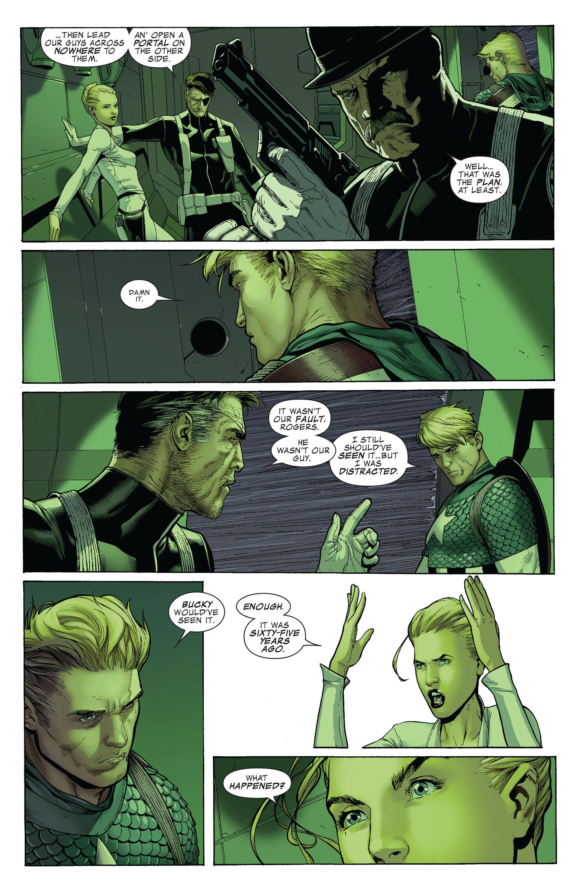 Captain America (2011) Issue #2 #2 - English 7