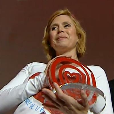 trofeo la vuelta ciclista a España Agatha Ruiz de la Prada 2011