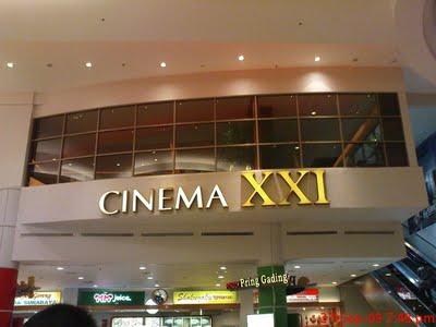 Inilah Perbedaan Cinema 21 dan xxi Yang Mungkin Belum Anda Ketahui