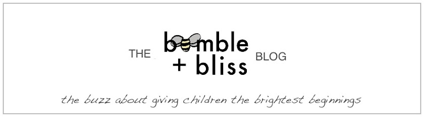 the Bumble and Bliss blog
