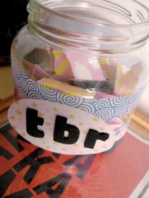 lecturas pendientes TBR jar