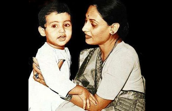 childhood rare photos of abhishek