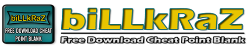 biLLkRaZ - Free Download Cheat Point Blank