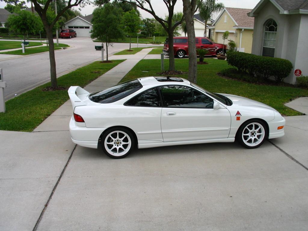 1995       Acura       Integra       GSR