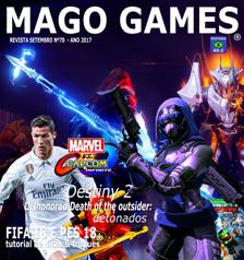 REVISTA ON-LINE MAGO GAMES RD.Z