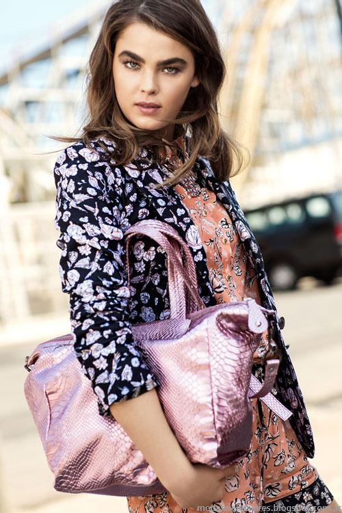 Uma moda primavera verano 2014 moda mujer
