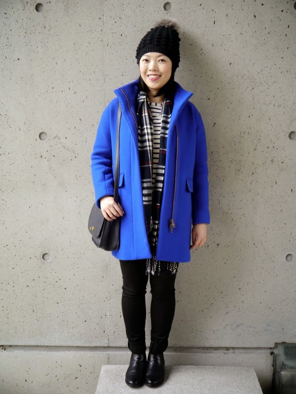 casual and cozy winter chic