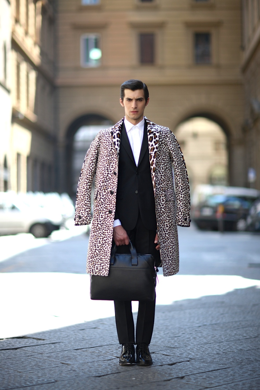 00O00 Menswear Blog Luisa Via Roma #Firenze4Ever Look 3