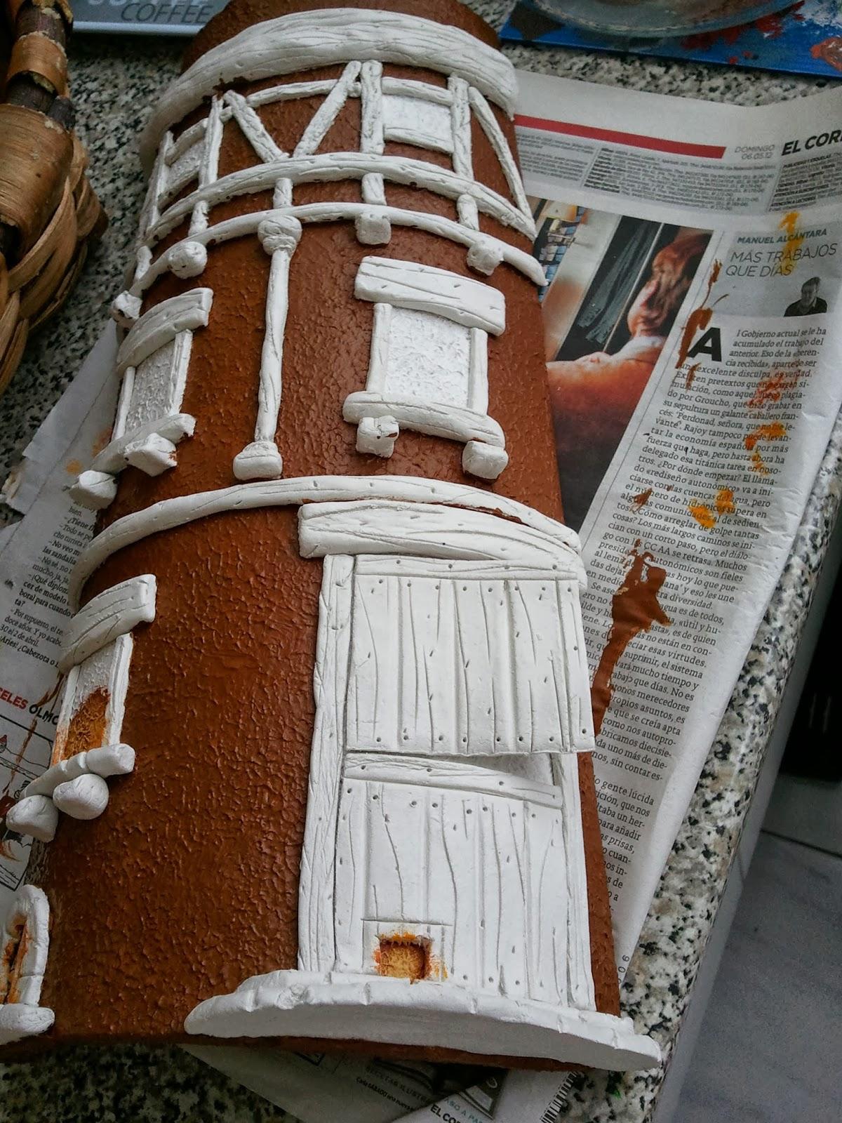 Tinas De Baño Decoradas: de myrarte página de tejas relieve aunque con decoracion propia