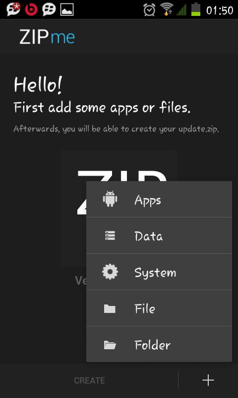 Cara Membuat File Flashable Zip di Android - Android