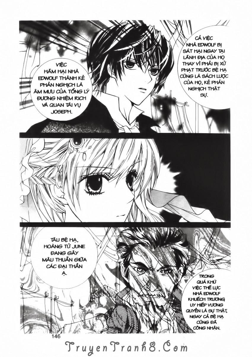 A Kiss For My Prince - Nụ Hôn Hoàng Tử Chapter 27 - Trang 10