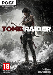 Tomb Raider PC Cover