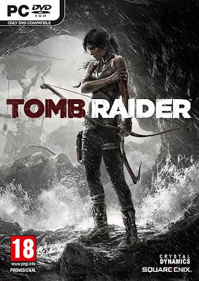 Tomb Raider PC Cover