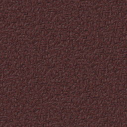 Textured Red Brown Plastic