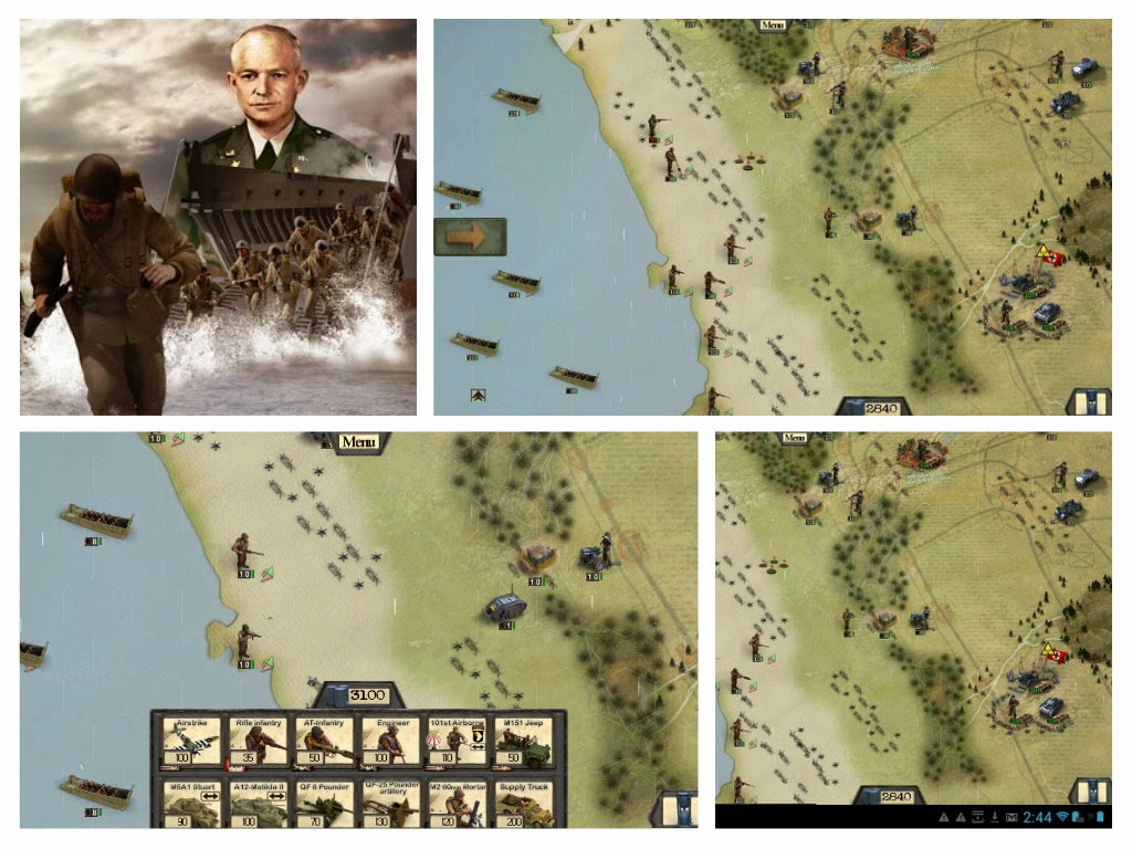 Frontline The Longest Day (APK+OBB)