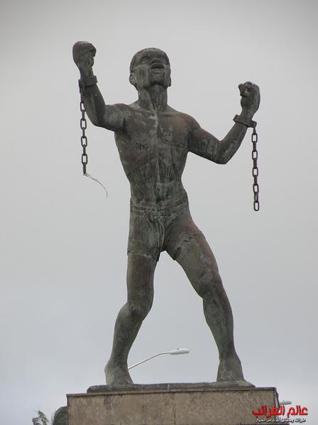 العبودية، عالم العجائب، العجائب