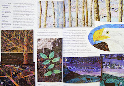 My article in the Nov/Dec 2012 issue of Machine Quilting Unlimited