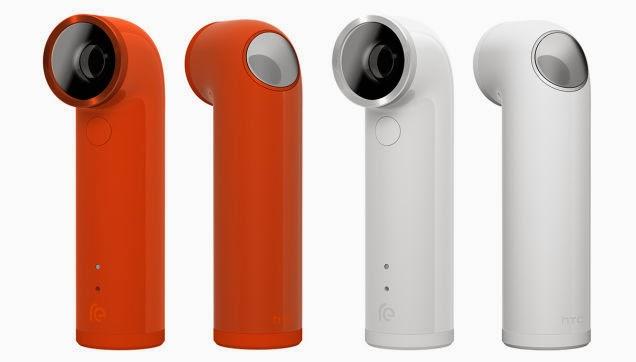 HTC Camera RE