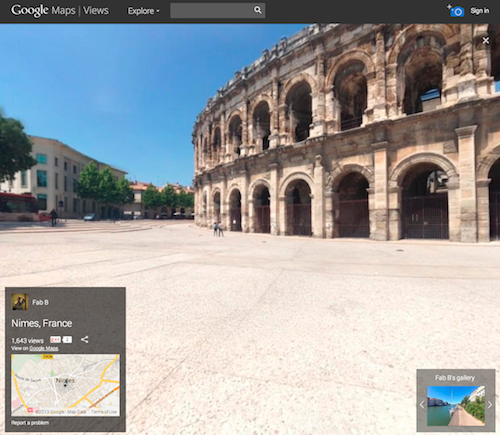 photos of Nimes, France