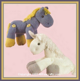 CROCHET PONY PATTERNS Crochet Patterns Only