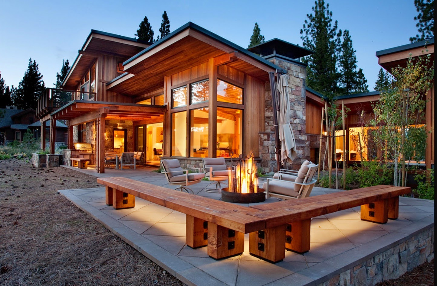 Книга современный деревянный дом скачать