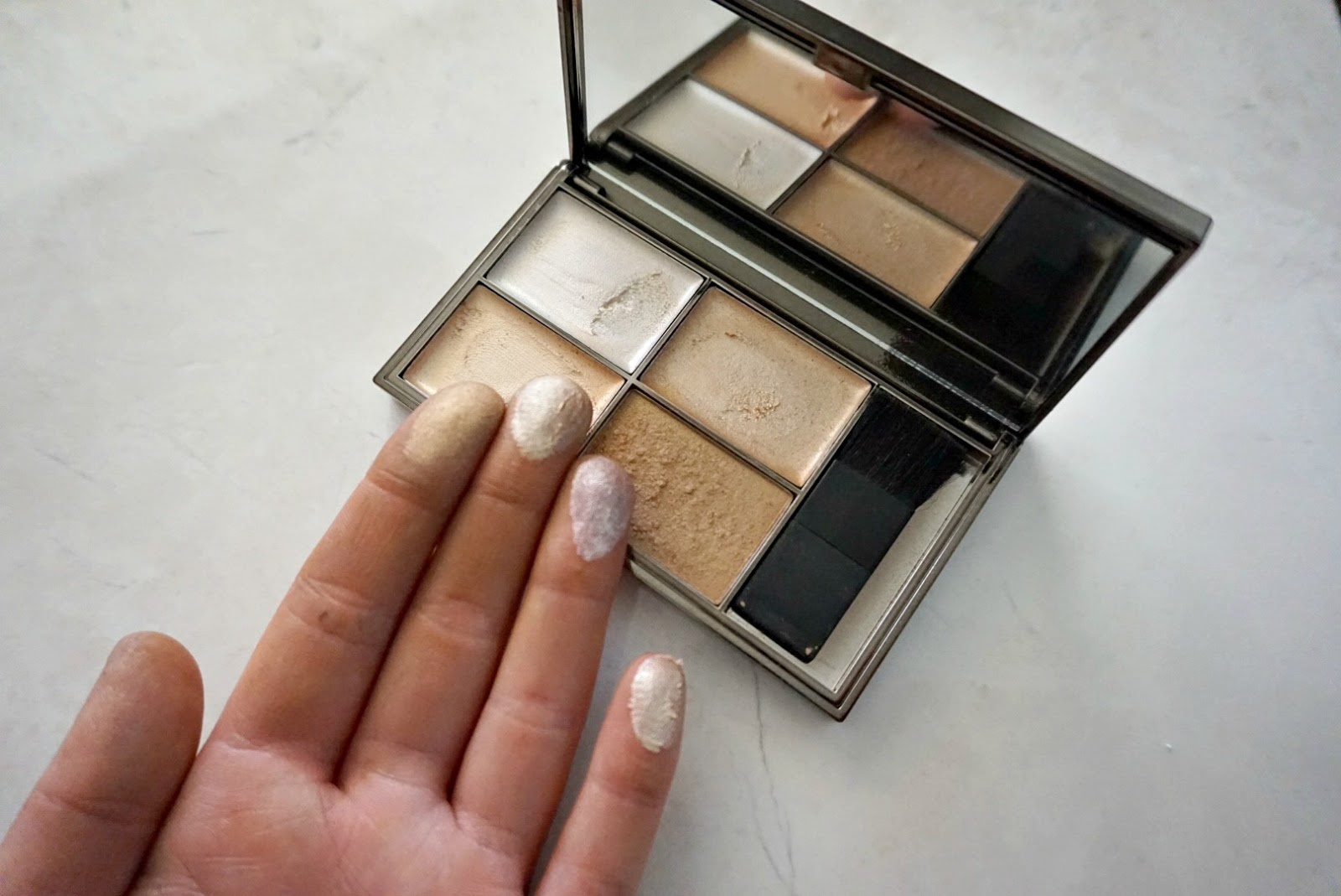 Sleek Makeup: Precious Metals Highlighting Palette ...