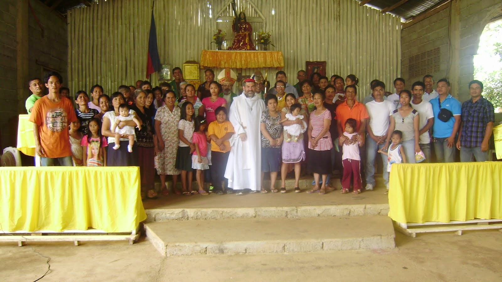 Misión Asia Filipinas 2014