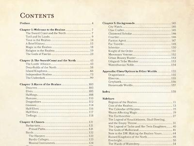 Nuevos avances de la Guía del Aventurero de la Costa de la Espada