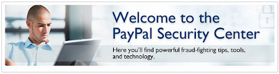 Security Center PayPal
