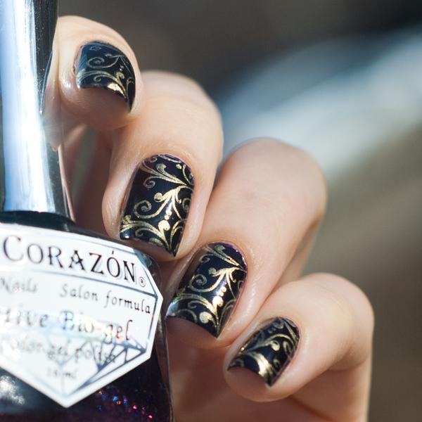 Stamping Art: El Corazon Magic Ban + Bundle Moncter 2012