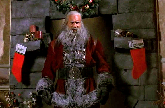 Santa's Slay Starring Bill Goldberg
