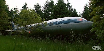 727 Jet And Dream House In Oregon [Photos & Video]