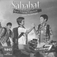 Super Seven - Sahabatku (Best Friend Forever)