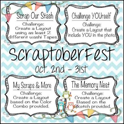 ScraptoberFest