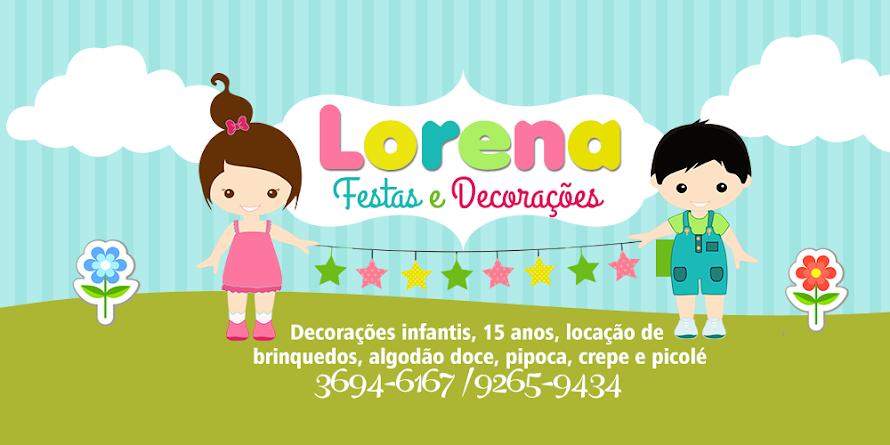 Lorena Festas e Decorações