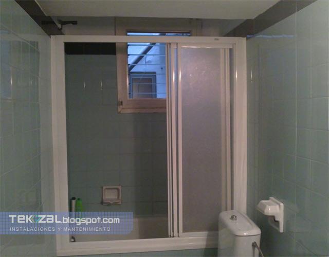 Cortina De Baño O Mampara: cortina Instalación de mamparas para baño En bañera o plato de