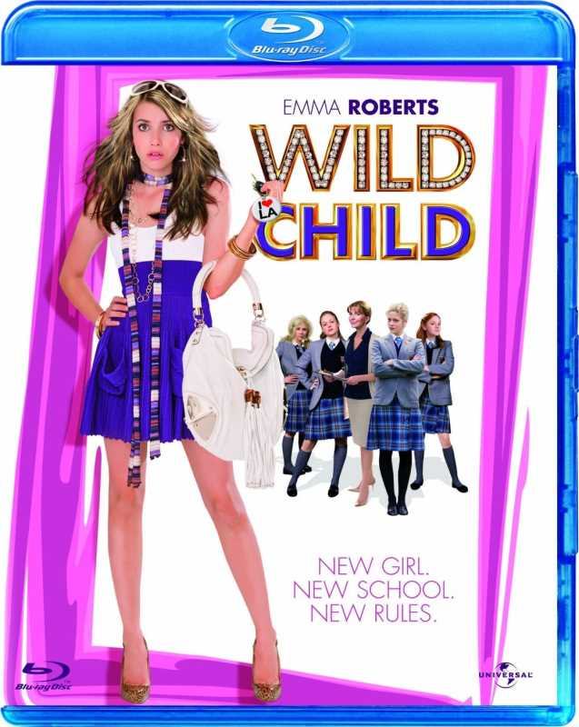 Wild Child 2008 720p Esub BlyRay  Dual Audio English Hindi GOPISAHI