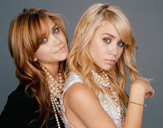 The Olsen twins - dating twins means double trouble for our