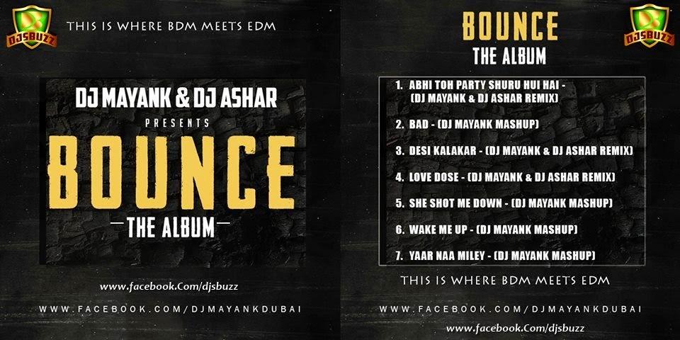BOUNCE (THE ALBUM)